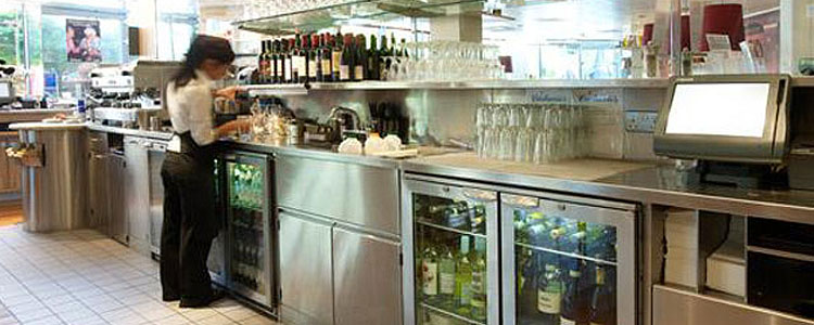 Commercial bar equipment